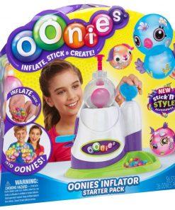 Set cu dispozitiv de umflat baloane Oonies S3