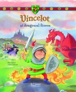 Vincelot si dragonul fioros/Andrea Hebrock, Ellen Alpsten