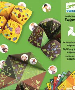 Creeaza origami initiere pentru baieti djeco