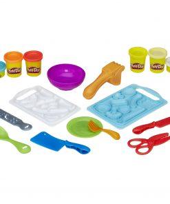 Play-doh - Set Unelte De Bucatarie - Hbb9012