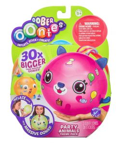 Set Mega baloane de umflat Oonies, Party Animals, S4