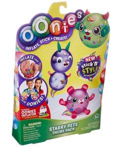 Baloane de umflat Oonies, Starry Pets, S4