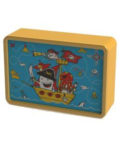 Lampa de Veghe cu Led KidsLight Creative Pirat