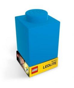 Lumină de veghe LEGO® Classic Brick, albastru