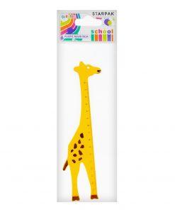 Rigla Starpak,15 cm, Girafa