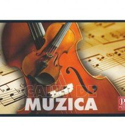 Caiet de Muzica Pigna 24 file