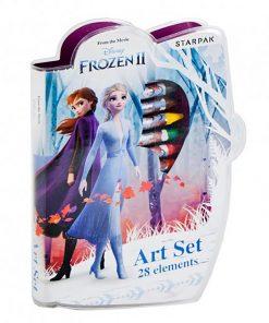 Set de pictura cu 28 elemente Starpak, Disney Frozen II