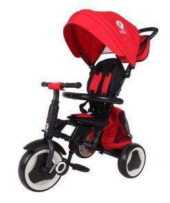Tricicleta pliabila Qplay Rito+ Rosu