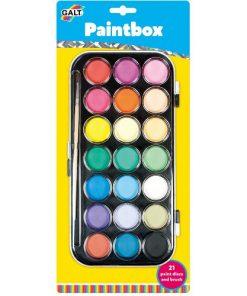 Set Acuarele Paintbox