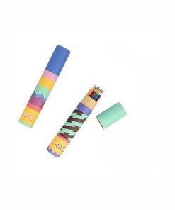 Set 12 Creioane Colorate in Tub
