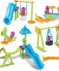 Set Constructie Stem - Parcul de Distractii