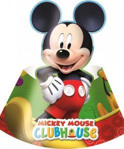 Set 6 coifuri petrecere Playful Mickey Disney PNN81516 B3406528 culoare Initiala