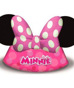Set 6 coifuri petrecere Minnie Happy Helpers Disney PNN87872 B3406530 culoare Initiala