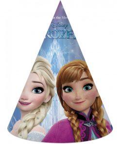Set 6 coifuri petrecere Frozen Northern Lights Disney PNN88372 B3406531 culoare Initiala