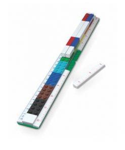 Riglă LEGO®, lungime 30 cm