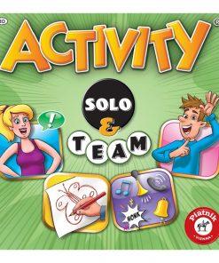 Joc Societate Activity, Solo & Team