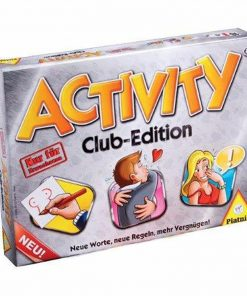 Joc de societate Activity, Club Edition