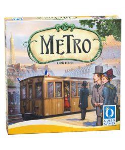 Joc de societate Queen games, Metro