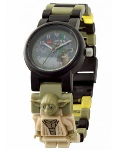 Ceas lego star wars yoda