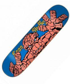 Placă skateboard Sheffey Thing 8.25 Deck