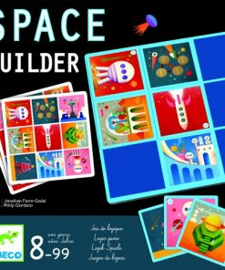 Joc de logica space builder djeco