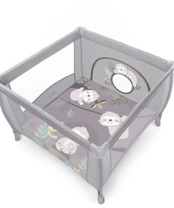 Baby Design Play tarc de joaca pliabil - 07 Light Gray 2020
