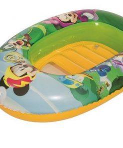 Barca gonflabila Mickey Mouse