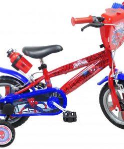 Bicicleta Denver Spiderman 12 inch