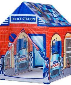 Cort de joaca ecotoys police station