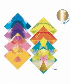 Creeaza origami animale marine djeco