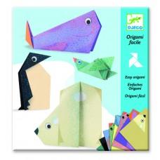 Creeaza origami animale polare djeco
