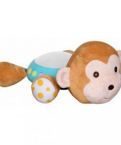 Lampa de veghe cu sunete Monkey