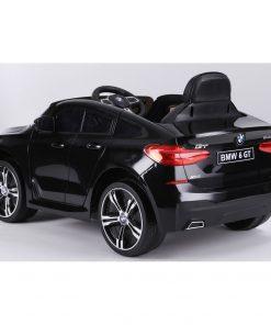 Masinuta electrica 12V BMW Seria 6 GT negru