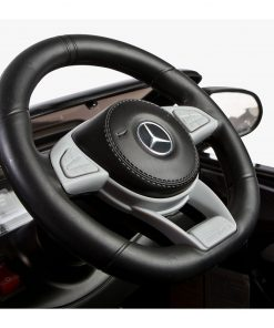 Masinuta electrica Toyz Mercedes-Benz S63 AMG 12V pink