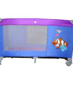 Patut pliabil eurobaby qx-805 little fish