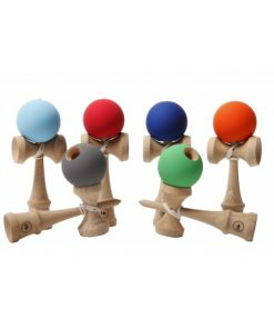 Kendama play pocket k mini de buzunar verde