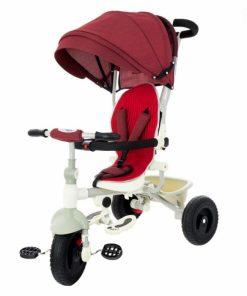 Tricicleta pliabila eurobaby jl 2018 - rosu