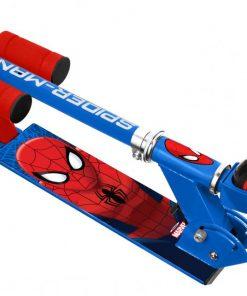Trotienta pliabila Spiderman