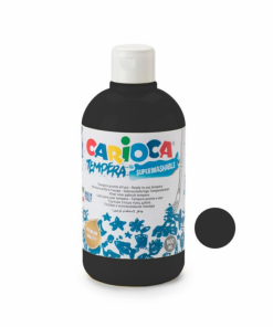 Acuarele Tempera lavabile, Carioca, 500 ml, diferite culori.