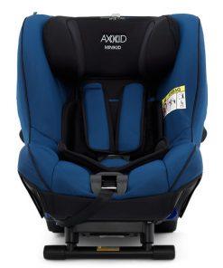 Scaun Auto Rear Facing Axkid Minikid 2.0 - Albastru Sea
