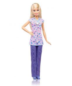 Papusa Barbie Career, Asistenta medicala