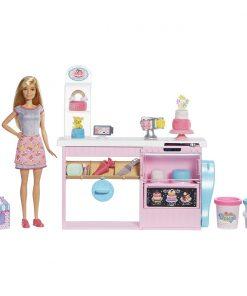 Set de joaca Barbie - Insula de cofetarie
