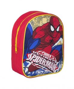Ghiozdan rosu, Ultimate Spider-Man