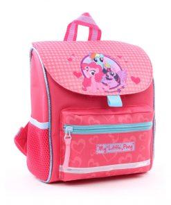 Ghiozdan roz, My Little Pony, inimioare
