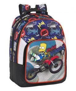 Ghiozdan The Simpsons pentru scoala