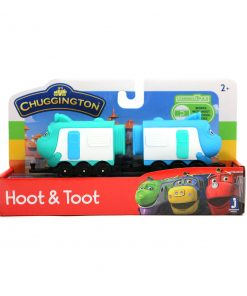 Locomotiva Chuggington - Hoot Toot