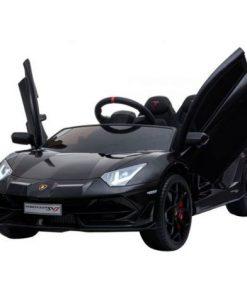 Masinuta electrica Chipolino Lamborghini Aventador SVJ black