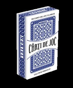 Pachet Carti de joc clasic Noriel (52 + 3 carti)