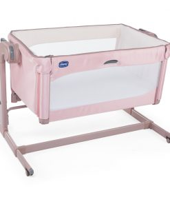 Patut atasabil copii Chicco Next 2 Me MAGIC, Candy Pink, 0 luni+