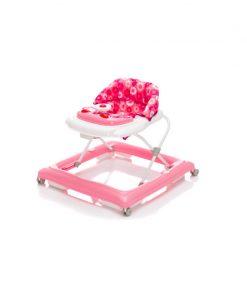 Premergator cu jucarie Pink flower Fillikid